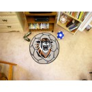 "27"" Round Fort Hays State Tigers Soccer Mat"