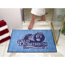 "Old Dominion Monarchs 34"" x 45"" All Star Floor Mat"