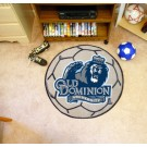 "Old Dominion Monarchs 27"" Round Soccer Mat"