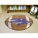 "22"" x 35"" Nevada Wolf Pack Football Mat"