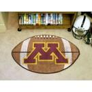 """22"""" x 35"""" Minnesota Golden Gophers Football Mat"""
