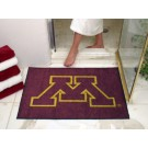 "34"" x 45"" Minnesota Golden Gophers All Star Floor Mat"
