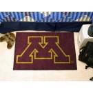 """Minnesota Golden Gophers 19"""" x 30"""" Starter Mat"""