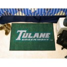 "Tulane Green Wave 19"" x 30"" Starter Mat"