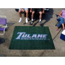 5' x 6' Tulane Green Wave Tailgater Mat