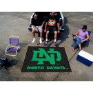 North Dakota  Hawks 5' x 6' Tailgater Mat