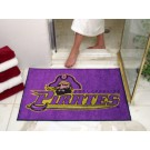 "34"" x 45"" East Carolina Pirates All Star Floor Mat"