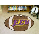 "22"" x 35"" East Carolina Pirates Football Mat"