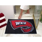 "34"" x 45"" Western Kentucky Hilltoppers All Star Floor Mat"