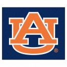 "Auburn Tigers 5' x 6' Tailgater Mat (with ""AU"")"