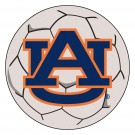 "Auburn Tigers 27"" Round Soccer Mat (with ""AU"")"