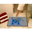 "34"" x 45"" Memphis Tigers All Star Floor Mat"