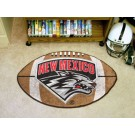 "22"" x 35"" New Mexico Lobos Football Mat"