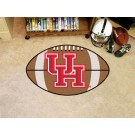 "22"" x 35"" Houston Cougars Football Mat"
