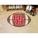 "22"" x 35"" Houston Cougars Football Mat"