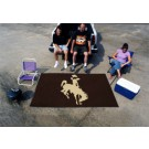 5' x 8' Wyoming Cowboys Ulti Mat