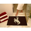 "34"" x 45"" Wyoming Cowboys All Star Floor Mat"