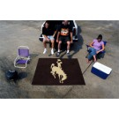 5' x 6' Wyoming Cowboys Tailgater Mat
