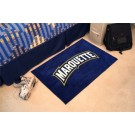 "Marquette Golden Eagles 19"" x 30"" Starter Mat"
