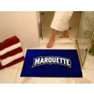 "34"" x 45"" Marquette Golden Eagles All Star Floor Mat"