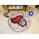 "27"" Round Rutgers Scarlet Knights Soccer Mat"