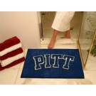 """34"""" x 45"""" Pittsburgh Panthers All Star Floor Mat"""