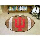 "22"" x 35"" Indiana Hoosiers Football Mat"