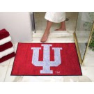 "34"" x 45"" Indiana Hoosiers All Star Floor Mat"