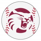 "27"" Round California State (Chico) Wildcats Baseball Mat"