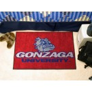 "Gonzaga Bulldogs 19"" x 30"" Starter Mat"