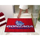 "34"" x 45"" Gonzaga Bulldogs All Star Floor Mat"