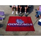 5' x 6' Gonzaga Bulldogs Tailgater Mat