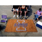 5' x 8' Illinois Fighting Illini Ulti Mat
