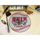 "27"" Round Las Vegas (UNLV) Runnin' Rebels Baseball Mat"