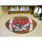 "22"" x 35"" Las Vegas (UNLV) Runnin' Rebels Football Mat"
