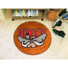 "27"" Round Las Vegas (UNLV) Runnin' Rebels Basketball Mat"