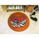 """27"""" Round Las Vegas (UNLV) Runnin' Rebels Basketball Mat"""