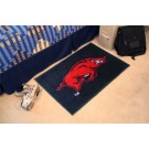 "Arkansas Razorbacks 19"" x 30"" Starter Mat"