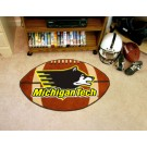 "22"" x 35"" Michigan Tech Huskies Football Mat"