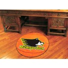 "27"" Round Michigan Tech Huskies Basketball Mat"
