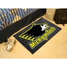 "Michigan Tech Huskies 19"" x 30"" Starter Mat"