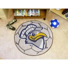 "27"" Round Tennessee (Chattanooga) Moccasins Soccer Mat"