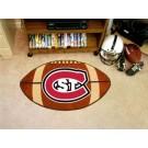 "St. Cloud State Huskies 22"" x 35"" Football Mat"