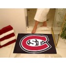"St. Cloud State Huskies 34"" x 45"" All Star Floor Mat"