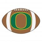 "22"" x 35"" Oregon Ducks Football Mat"