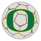 "27"" Round Oregon Ducks Soccer Mat"