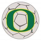 "27"" Round Oregon Ducks Soccer Mat"