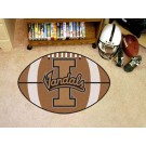 "22"" x 35"" Idaho Vandals Football Mat"