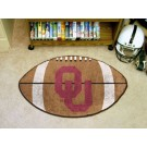 "22"" x 35"" Oklahoma Sooners Football Mat"