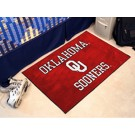 "Oklahoma Sooners 19"" x 30"" Starter Mat"